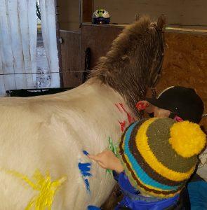 Ponykindergarten mal anders